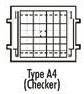 Type A4 - Checker