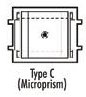 Type C - Microprism